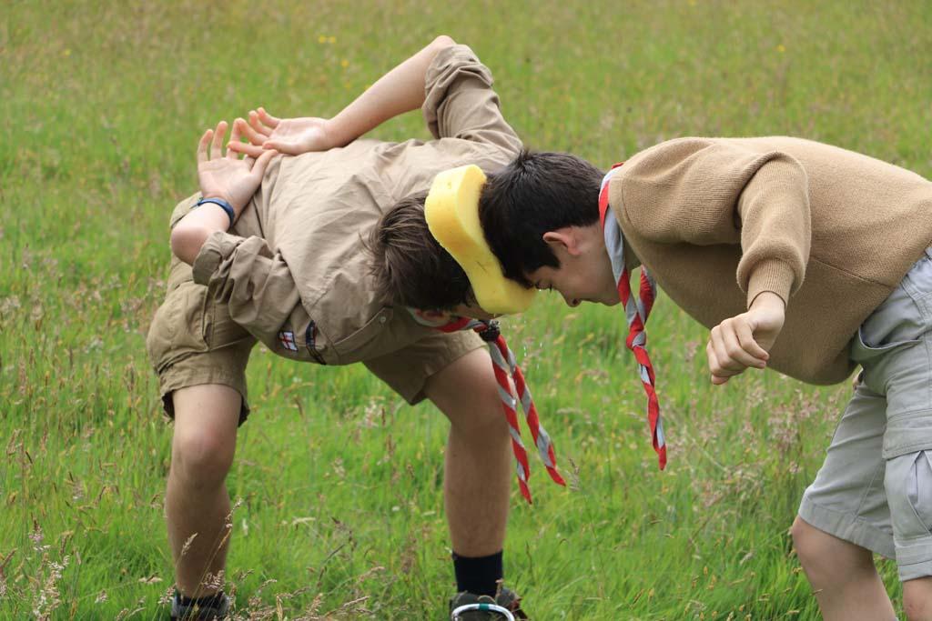 Jeu scouts