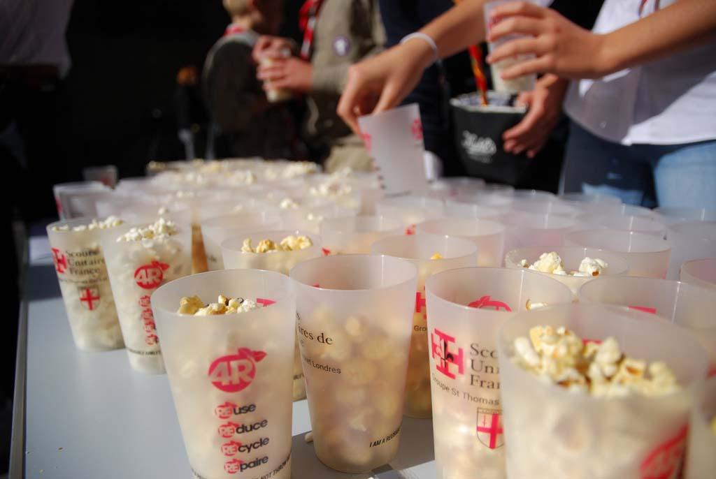 Popcorn suf