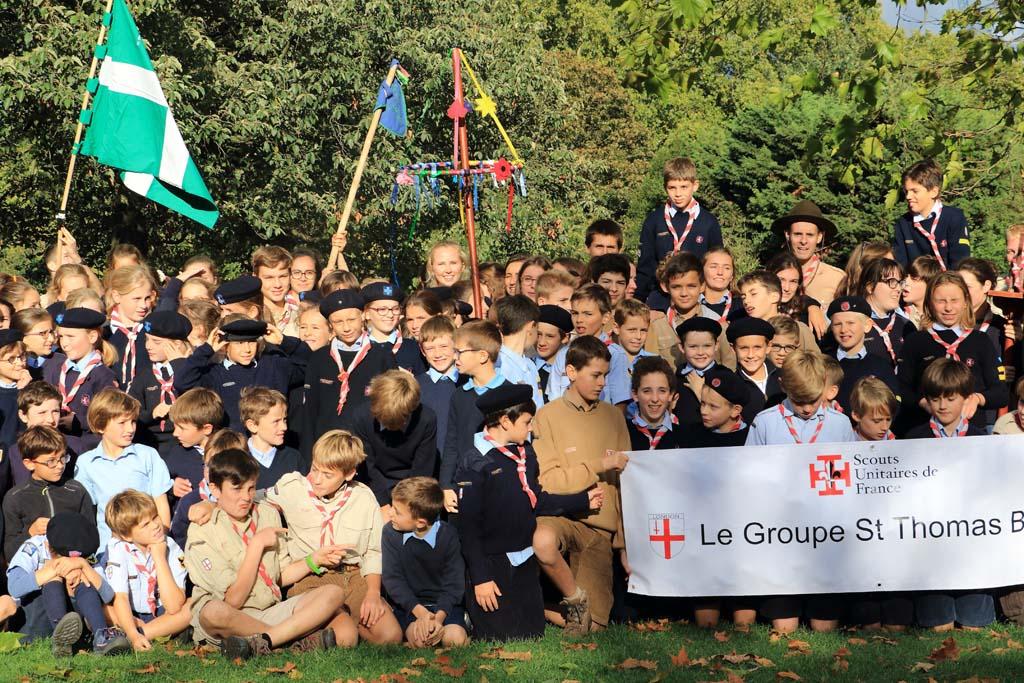 Scouts louveteaux